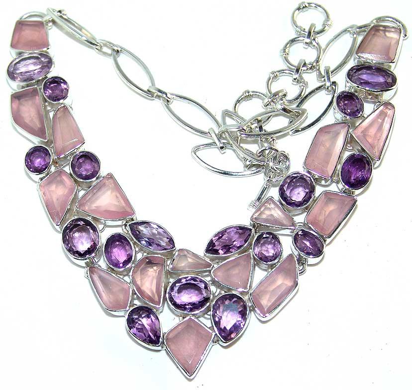 Kristali - drago i poludrago kamenje - Page 3 Rosequartz